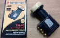 Technomate TM4 Quattro Super High Gain 0.1dB Universal LNB
