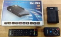 TM Mini HD Satellite Receiver Small Wall Mountable IP Ready DVB 1080p