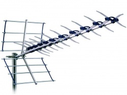 TRIAX LTE Unix 52 Element High Gain TV Aerial Group T Channels 21-60
