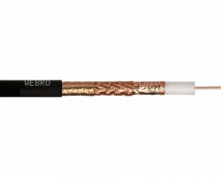 30m Webro HD100 Class AA LSZH Satellite & TV Coaxial Cable