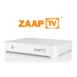 Zaap TV HD509N Set Top Box Subscription Free IPTV