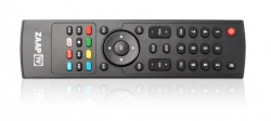 ZaapTV Standard Remote Control for HD509N Set Top Box