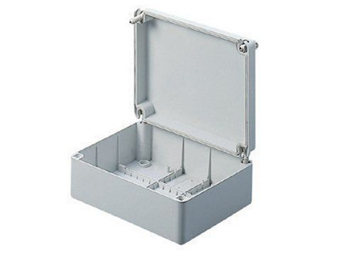 IP56 GREY Moulded Enclosure Box LARGE