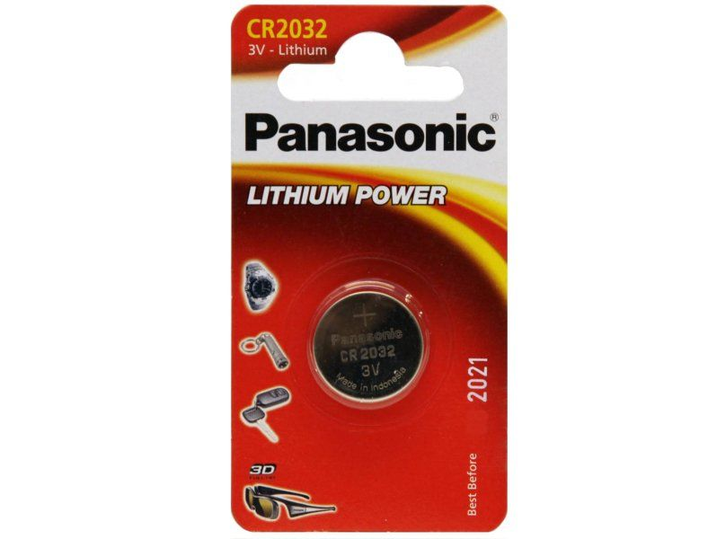 'COIN' 20mm 3V Lithium Battery