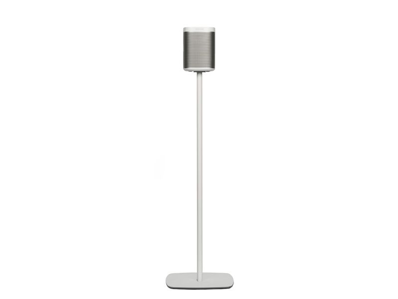 (1) FLEXSON 820mm Floorstand PLAY:1 White