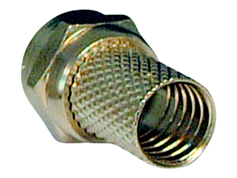 (100) VISION V17-001B Screw F Plug 1mm