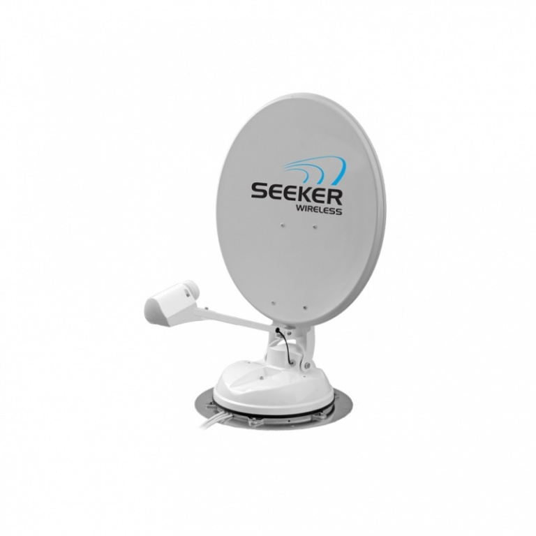 Maxview Seeker 85cm Wireless Satellite System with SKY Q™ only Compatibility