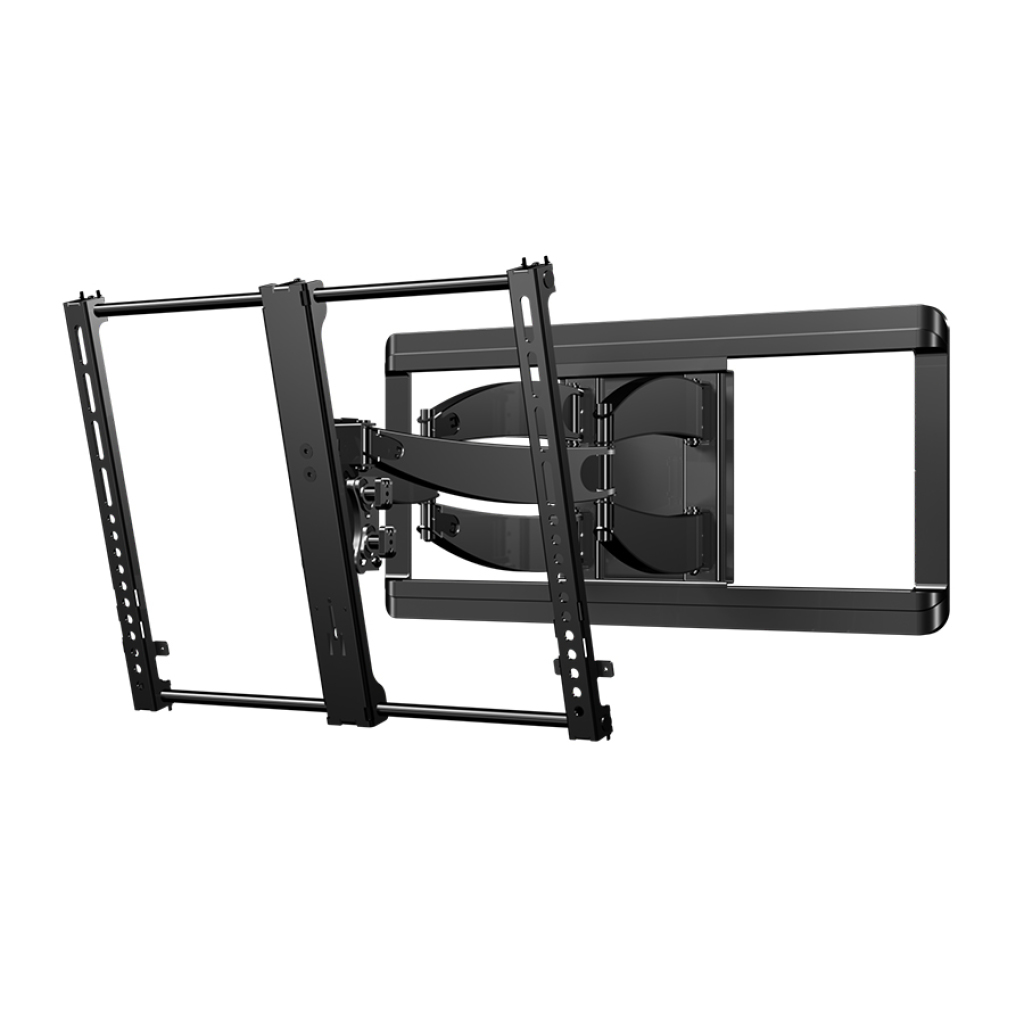 sanus tv mounts sanus vlf628 motion mount for 42 quot 90 quot flat panel tvs 12845