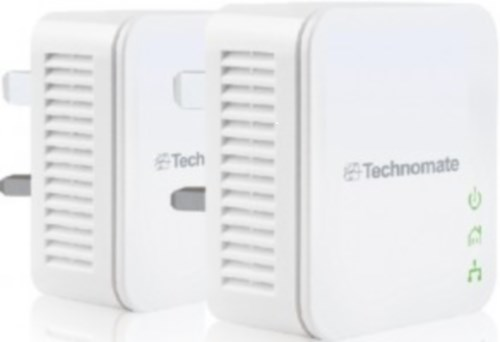TM-200 HP 200Mbps HomePlug AV Starter Kit - High Speed
