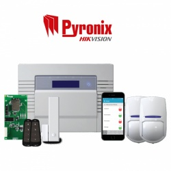 PYRONIX HIKVISION ALARM SYSTEM KIT ENFORCER KIT 2 – ENFKIT2-UK