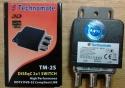 Technomate TM2S High Performance DiSEqC 21 Switch